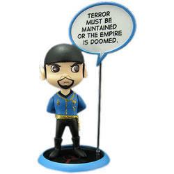 Trekkies Mirror Spock Q-Pop