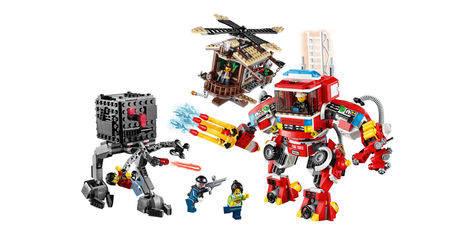 Rescue Reinforcements Lego The Lego Movie Set 70813