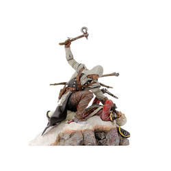 Assassin's Creed III: Connor - The Last Breath Figurine (28 cm)