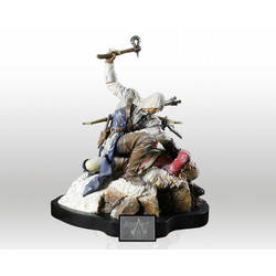Assassin's Creed III : Connor - The Last Breath Premium Figurine (50cm)