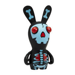 Rabbids Travel in Time Artoys - Black Skeleton