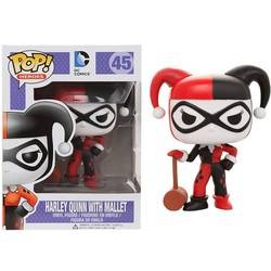 DC Comics - Harley Quinn With Mallet