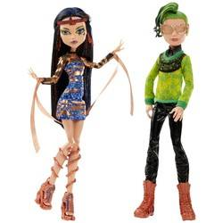Cleo de Nile & Deuce Gorgon - 2-pack Comet-Crossed Couple - Boo York Boo York