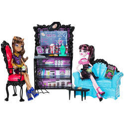 Coffin Bean Giftset - Monster Café + Clawdeen + Draculaura exclusive - Coffin Bean