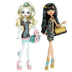 Lagoona Blue & Cleo de Nile (2-pack exclusive) - Scaris