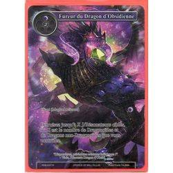 Fureur du Dragon d'Obsidienne