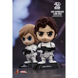 Luke Skywalker & Han Solo (Stormtrooper Disguise)