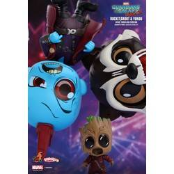 Rocket, Groot & Yondu (Space Traveling Version)