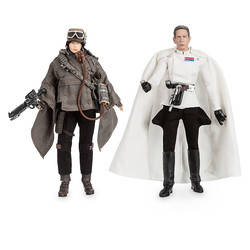 Jyn Erso and Director Krennic - Limited Edition