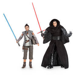 Kylo Ren & Rey - Limited Edition