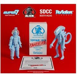 Alien - Alien And Kane Toy Fair