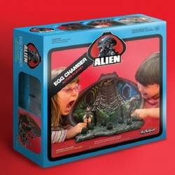 Aliens - Egg Chamber Playset Blue Box