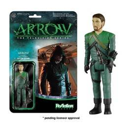 Arrow - Arrow Unmasked