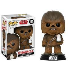 Chewbacca with Porg