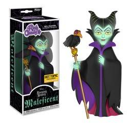 The Sleeping Beauty - Maleficent Glows In The Dark