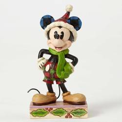 Merry Mickey - Mickey Mouse Personality Pose