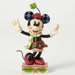 Merry Minnie - Minnie Mouse Personality Pose