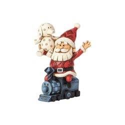 Santa with Misfit Toys