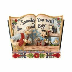 Someday You Will Be A Real Boy - Pinocchio Storybook