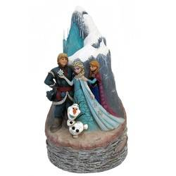 Worth Melting For - Frozen Carved By Heart