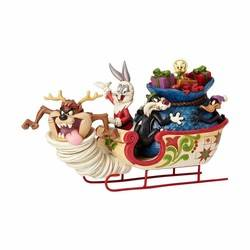 Festive Flight - Looney Tunes Sleigh Ride
