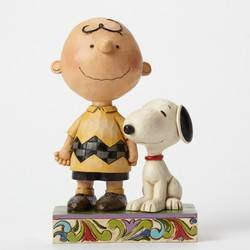 Life Is Better With A Dog - Friendship Charlie Brown