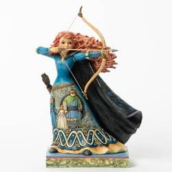 A Brave Princess - Princess Merida From Brave