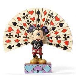All Decked Out - Mickey with Cards
