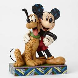 Best Pals - Mickey and Pluto