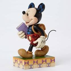 Eager to Learn - Back to School Mickey Mouse