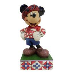 Greetings From France - Mickey Mouse In France