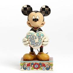 It's A Boy - New Baby Boy Mickey Mouse