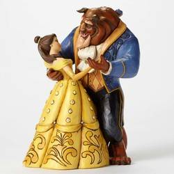 Moonlight Waltz - 25th Anniversary Belle and Beast Dancing