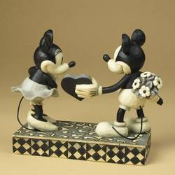 Real Sweetheart - Mickey & Minnie Mouse