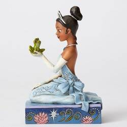 Resilient and Romantic - Tiana with Frog