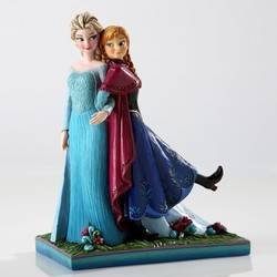 Sisters Forever - Elsa And Anna From Frozen