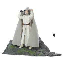 Luke Skywalker (Jedi Master) : Ahch-To island