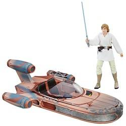 Luke Skywalker + X-34 Landspeeder