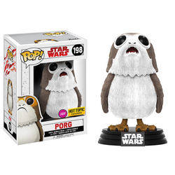 Porg Flocked Chase