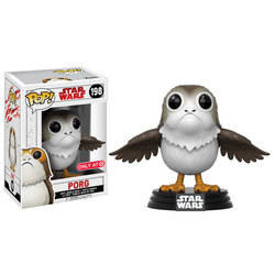 Porg Open Wings