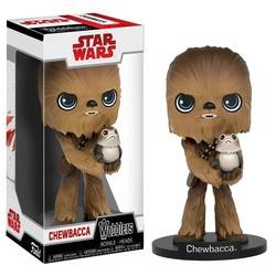 Star Wars The Last Jedi  - Chewbacca and Porg