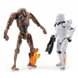 Comic Pack - Clone Commando & Super Battle Droid