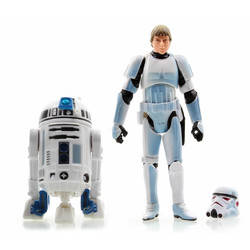 Comic Pack - Luke Skywalker & R2-D2