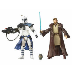 Comic Pack - Obi-Wan Kenobi & ARC Trooper