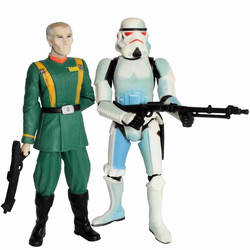 Comic Pack - Governor Tarkin & Stormtrooper