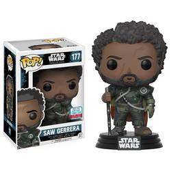 Saw Gerrera with Hair