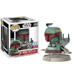 Funko Deluxe - Boba Fett with Slave One
