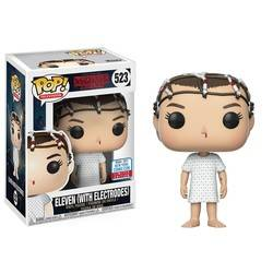 Stranger Things - Eleven with Electrodes