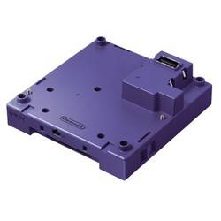 Gameboy Player Gamecube (violet)