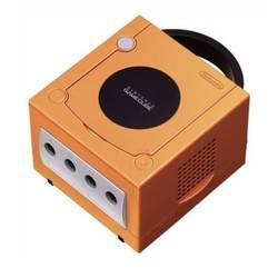 Gamecube Orange (Japan)